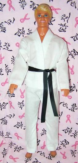 Doll Clothes-Karate Outfit-Made in the USA