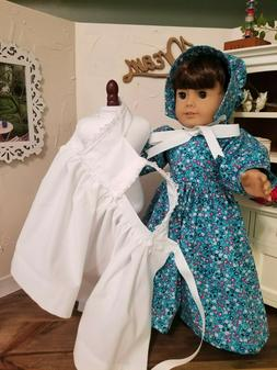 Doll cloths for the American girl doll or 18 inch doll. Hand