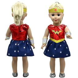 Good Look Doll Costume - Wonder Doll - Inspired by Wonder Wo