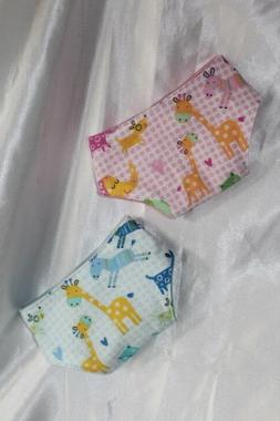 Doll Diapers fits 15inch American Girl Bitty Baby Twins Clot