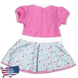 AOFUL Baby Doll Dress Clothes, Custom Design Flower Patterns
