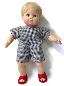 Doll Clothes Fits Bitty Baby and Bitty Twins and Other 15 In
