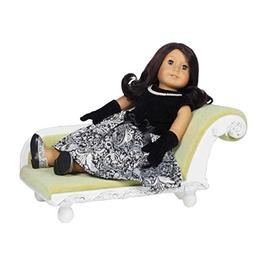"The Queen's Treasures 18"" Doll Furniture for American Girl D"