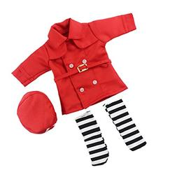 MonkeyJack Doll Nurse Coat Uniform Outfit Clothes for 14'' A