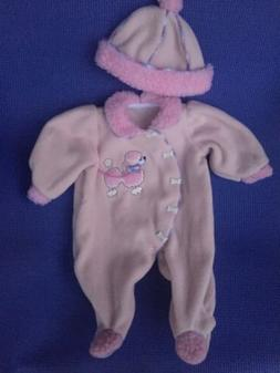 "Adora Doll Outfit Pink  Poodle Dog 20"" Doll Clothes"