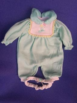 "Adora Doll Outfit Sleeper Flower 20"" Doll Clothes"