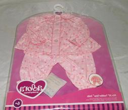 Adora Baby Doll Pajamas 20 in. Doll Outfit