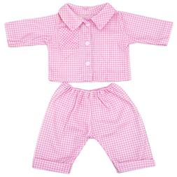 "AOFUL Baby Doll Clothes Pretty Dress Fits 16"" American Girl"