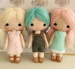 Doll, Rag doll, ballerina doll, cloth doll, dolls, handmade
