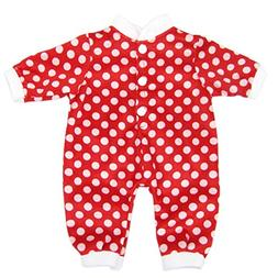 Baby Doll Red Clothes Clothing Rompers Jumpsuits Dresses for