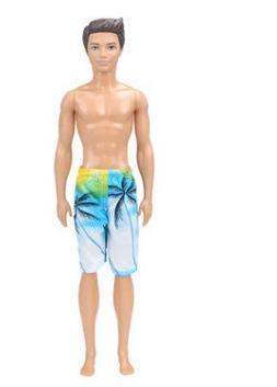 doll summer shorts casual printing