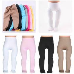 """Doll Tights Clothes for 18"""" inch Girl Doll Pants Accessories"""
