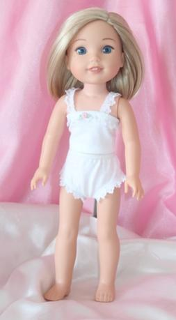 Doll Underwear Wellie Wishers Clothes fits 14 inch American