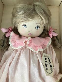 Dolls By Pauline Bjonness-Jacobsen RAG DOLL