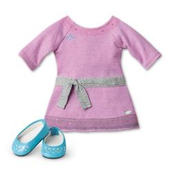 American Girl - Lilac Dress for Dolls for Dolls - Truly Me 2