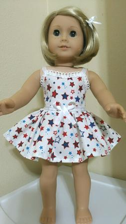 DRESS fits 18 inch American Girl  Doll Clothes  SKIRTS $4 TO