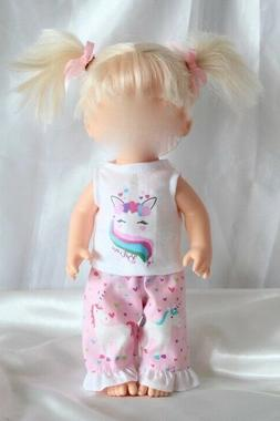 Dress Outfit fits 12 inch Baby Alive Doll Clothes Lot Unicor