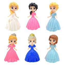 Dress-up Doll Princess Girl Lifelike Simulation Baby Toddler