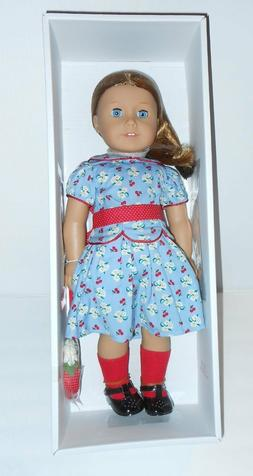 """American Girl Emily With Paperback Book 18"""" Retired NIB NEW"""