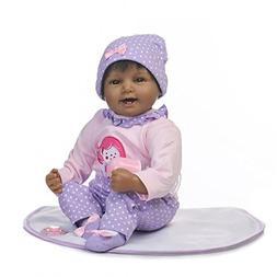 Newborn Ethnic Reborn Baby Hispanic Biracial Girl Reborn Dol