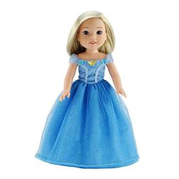 14 Inch Doll Clothes/Clothing | Fabulous Princess Cinderella