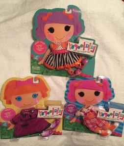 Lalaloopsy Fashion Doll Clothes 3-pack