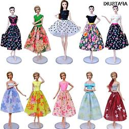 """Fashion Doll Clothes For 11.5"""" Doll Dress Outfits Gown Top F"""