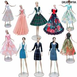 """Fashion Doll Clothes Set For 11.5"""" Doll Dress Outfits Gown S"""