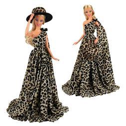 Fashion Evening Party Wedding Long Tail <font><b>Doll</b></f