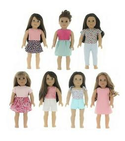 """Fits 18"""" American Girl Doll Clothes, My Generation Doll & Mo"""