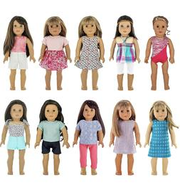 "Fits 18"" American Girl Doll Clothes, My Generation Doll & Mo"