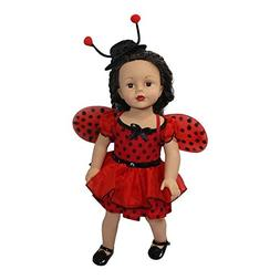 Arianna Fits American Girl 18 inch Doll - Adorable Ladybug 3