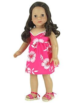 Fits American Girl Doll, 18 Inch Doll Clothing/Clothes of Ha