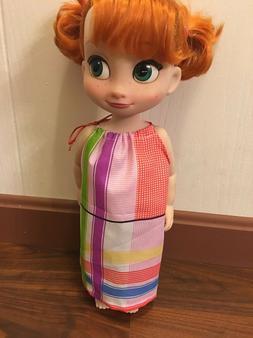"Fits Disney Animators 16"" Toddler Princess Doll Clothes Pill"