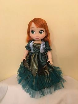 """Fits Disney Animators Doll Clothes 16"""" Toddler Party Prom Dr"""