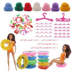 <font><b>Doll</b></font> <font><b>Clothes</b></font> 10 Pcs