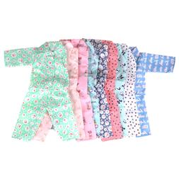 font b doll b font pajamas nightgown