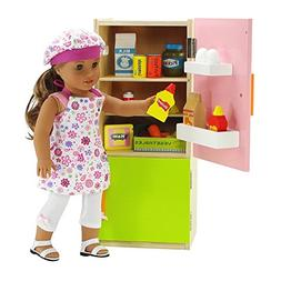 Emily Rose Doll Clothes 18 inch Doll Furniture | Brightly Co