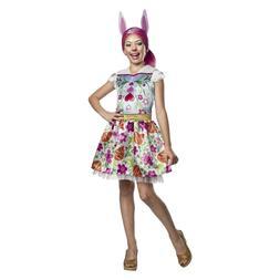 Girls Enchantimals Bree Bunny Dress Ears Headband Halloween