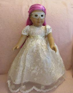 Gold Princess Set fits American Girl Doll 18 Inch Clothes Se