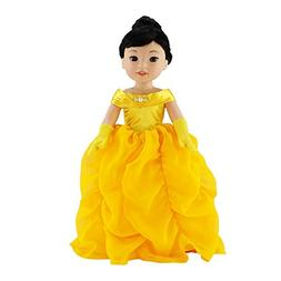 14Inch Doll Clothes/Clothing | Gorgeous Princess Belle-Inspi