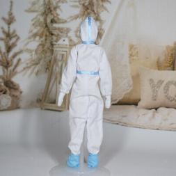 Handmade 12inch BJD Male Boy Doll Hood Protective Garment Gl
