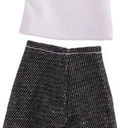 MonkeyJack Fashion Style Handmade Cute Shirt & Black Pants S