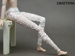 "Handmade Lace Bottom Pants For 11.5"" Doll Clothes Fashion Tr"