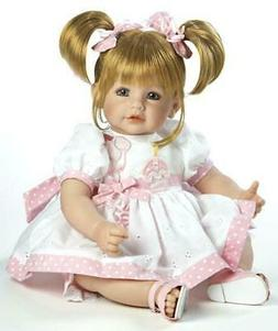 Baby Doll Happy Birthday Baby Sandy Blonde Hair / Blue Eyes