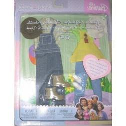 Barbie ~ HAPPY FAMILY, OUTFITS, GRANDMA, GRANDPA Tan Grandpa