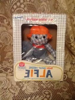 Hasbro Romper Room Baby Sweet Dreams Alfie Doll MIB Vintage