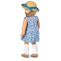 American Girl Historical BeForever Kit Kittredge Kit's Blue