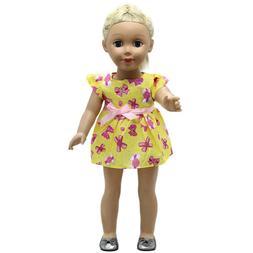 "Hot~ Fits 18""  inch Doll 43cm Baby Dolls Handmade fashion Do"
