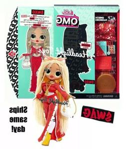 "In Hand LOL Surprise Series OMG MC SWAG 10"" Fashion Doll B"